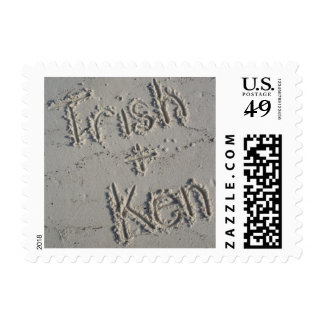 Trish and Ken 9-29-07 065 - Customized Stamp