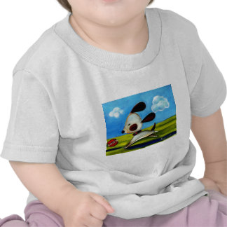 Trish Biddle Childrens Doggy 2 of 3 Tee Shirts