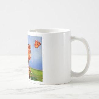 Trish Biddle Childrens Kitty 1 of 3 Coffee Mugs