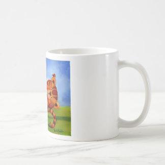 Trish Biddle Childrens Kitty 2 of 3 Coffee Mug