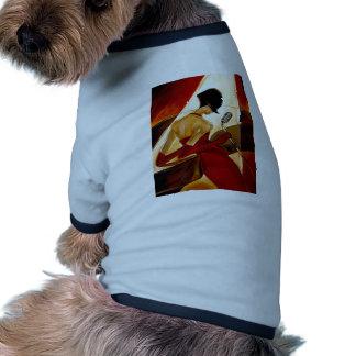 Trish Biddle Fever Doggie Tee Shirt