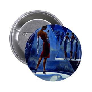 Trish Biddle Glammys Pin