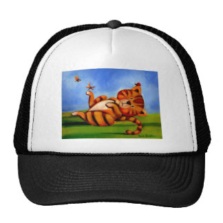 Trish Biddle Kitty 2 of 3 Trucker Hat