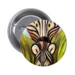 Trish Biddle Safari  Zebra Pins