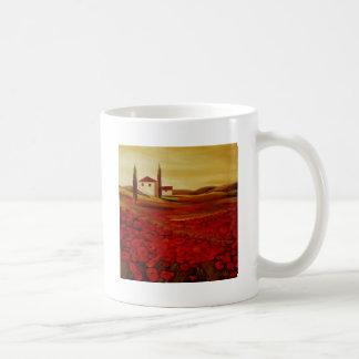 Trish Biddle Tuscany Series Coffee Mug