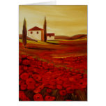 Trish Biddle Tuscany Series Greeting Card