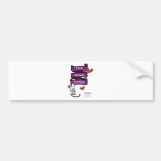 trish-general bumper sticker