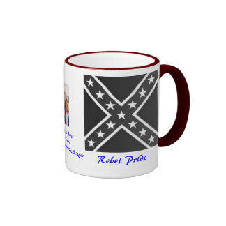 Trisha Blue Water CL Heart of Dixieland Mug