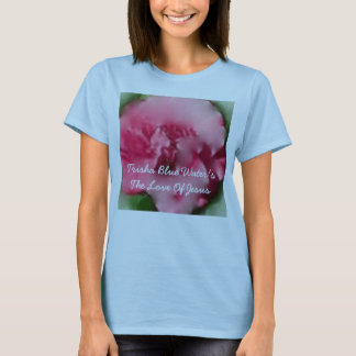 Trisha Blue Water CL The Smoothness  T-Shirt