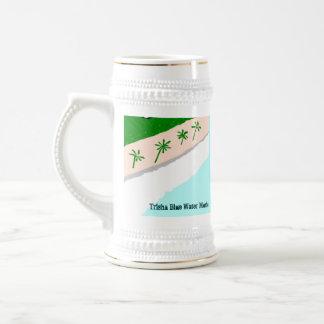 Trisha Blue Water In The Midst Mug
