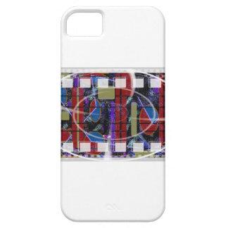 Trisha Blue Water Radiance I-pad iPhone SE/5/5s Case