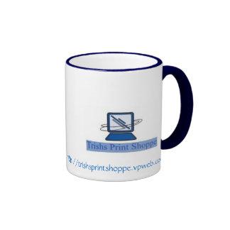 Trishs Print Shoppe Mugs