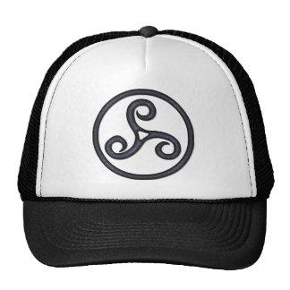 Triskel Trucker Hat