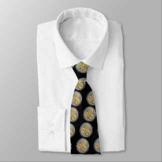Triskele Neck Tie