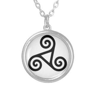 Triskele Necklace