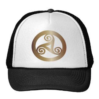 Triskell Trucker Hat