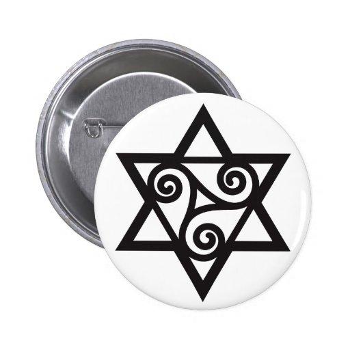 Triskelle botón