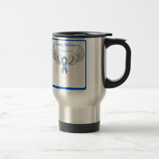 Trisomy 18 Customizable In Loving Memory Travel Mug