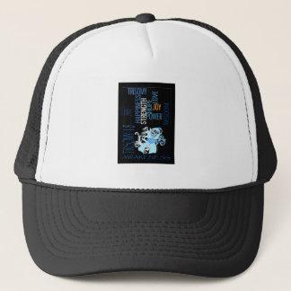 Trisomy 18 Love Explains It All Trucker Hat