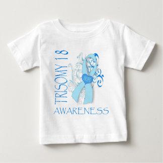 TRISOMY 18, TRISOMY 18 AWARENESS BABY T-Shirt