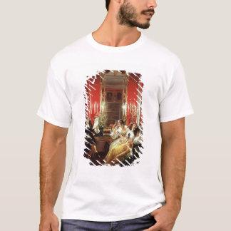Trissotin Reading his Sonnet T-Shirt