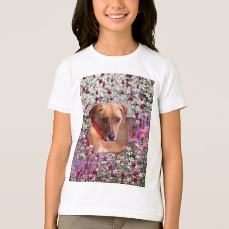 Trista in Flowers-9900x7200.jpg T-Shirt
