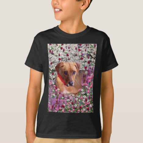 Trista in Flowers-9900x7200.jpg T-Shirt
