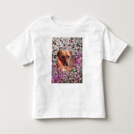 Trista in Flowers-9900x7200.jpg Toddler T-shirt