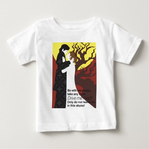 Tristan And Iseult gift with quote Tee Shirt
