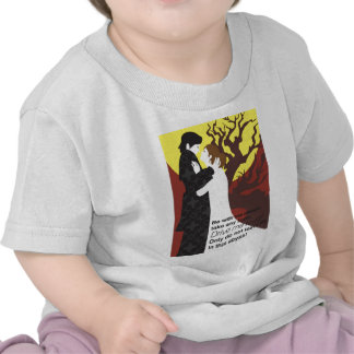Tristan And Iseult gift with quote T-shirts