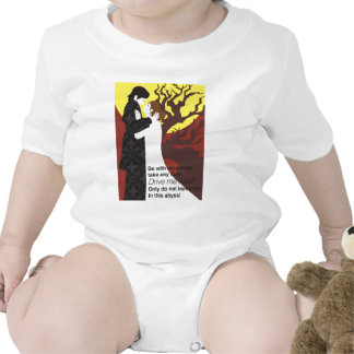 Tristan And Iseult gift with quote T Shirts