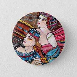 Tristan and Isolde - A love story Button