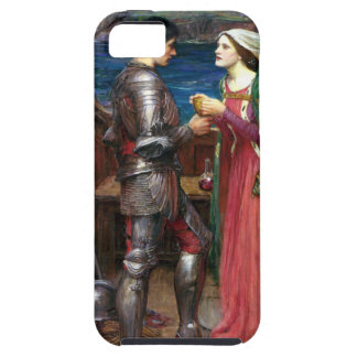 Tristan and Isolde by John William Waterhouse Cover For iPhone 5/5S