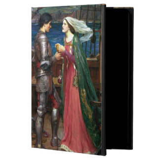 Tristan and Isolde by John William Waterhouse iPad Air Case