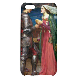 Tristan and Isolde by John William Waterhouse iPhone 5C Cases