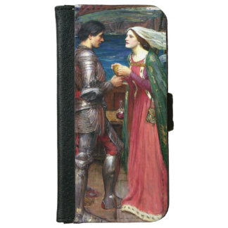 Tristan and Isolde by John William Waterhouse iPhone 6 Wallet Case