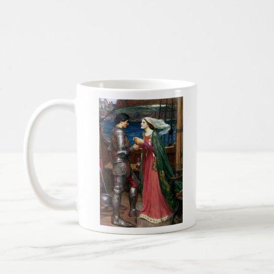 Tristan and Isolde Coffee Mug