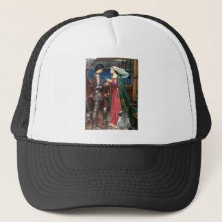 Tristan and Isolde - Keeshond (C) Trucker Hat