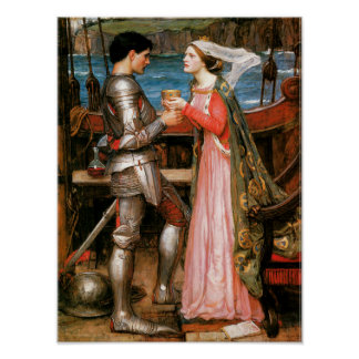 Tristan and Isolde Poster