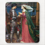 Tristan And Isolde With The Potion Mousepad