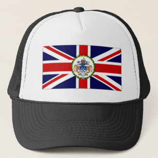 Tristan da Cunha Flag alternate Trucker Hat