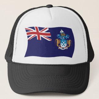 Tristan Da Cunha Flag Hat