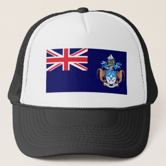 Tristan da Cunha Flag Trucker Hat