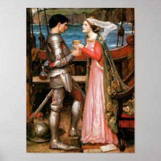 Tristan e Isolda Poster