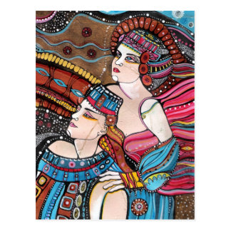 Tristan e Isolda - una historia de amor Tarjeta Postal