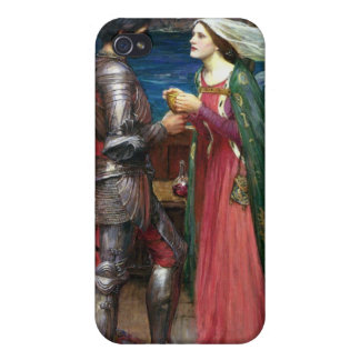 Tristan Isolde iPhone Case iPhone 4/4S Cases