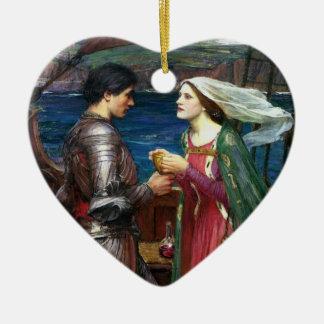 Tristan y ornamento de Isolda Adorno De Reyes