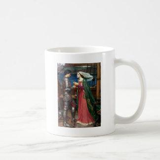 Tristan y taza de Isolda