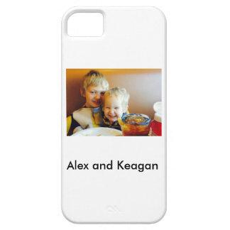 Tristan's boys, Alex and Keagan iPhone SE/5/5s Case