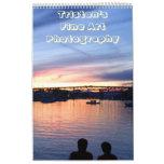 Tristan's Fine Art Photography Calendar